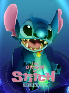 The Origin of Stitch 720p