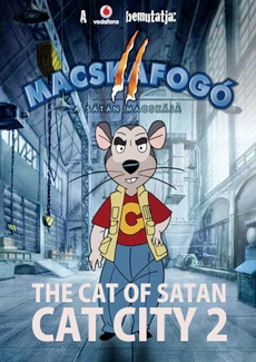 Cat City 2: The Cat of Satan 720p