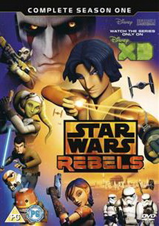 Star Wars: Rebels (Season 1) 720p