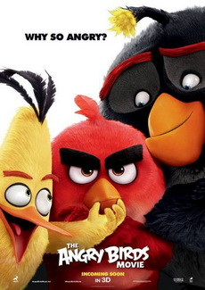 The Angry Birds Movie 720p