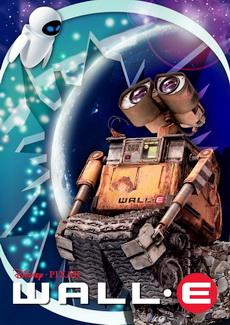 Wall-E, Burn-E 720p