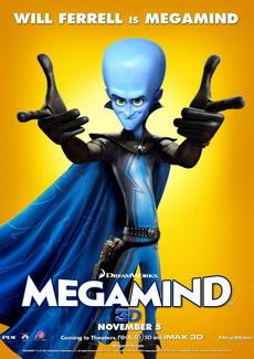 Megamind 720p