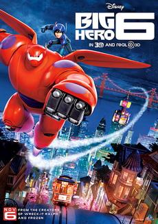 Big Hero 6 720p