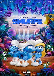 Smurfs: The Lost Village 720p