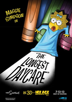 The Longest Daycare 720p HD Simpsons