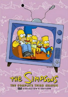 The Simpsons (Season 3) 720p HD