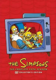 The Simpsons (Season 5) 720p HD