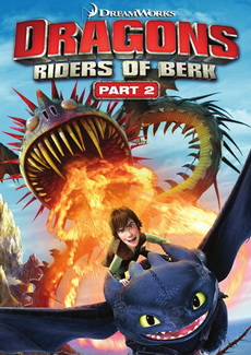 Dragons Season 2 - Riders of Berk 720p
