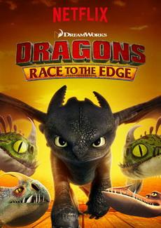 Dragons Season 4 - Race to the Edge 720p